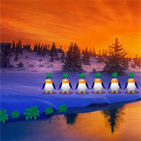 Snowman at Christmas Dawn Missing