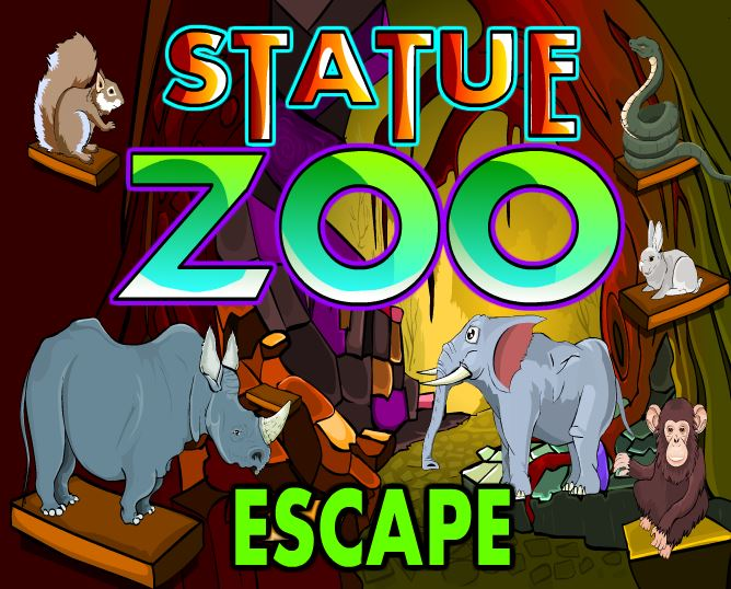 Statue Zoo Escape