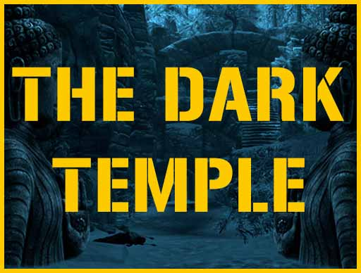 The Dark Temple Treasure Recovery