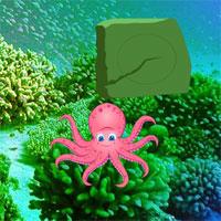 underwater-octopus-family-escape