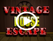 Vintage House Escape Walkthrough