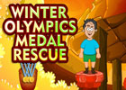 Winter Olympics Medal Rescue Walkthrough