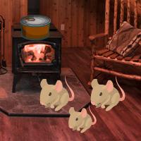 Wood Mouse House Escape
