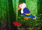 Wood Pecker Forest Escape