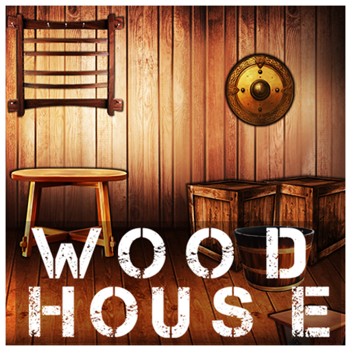 wooden house escape2