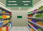 Escape From Woolworths Supermarket