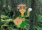 WowEscape Amazon Tribe Forest Escape